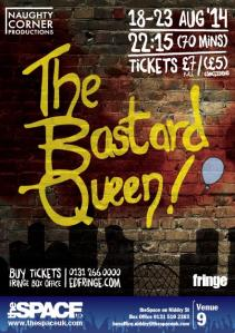The Bastard Queen Poster